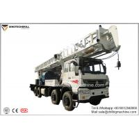 Quality TDZQT400DR Truck Mounted Reverse Circulation Rotary Drill Rig 400m Depth 500mm Diameter for sale