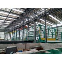Quality Economical  Hot Dip Galvanizing Coating Production Line With Steel Substrate. for sale