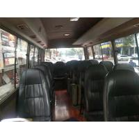China Hot sale Japan used passenger bus with leather seats, used diesel mini van with cheap price for sale on sale