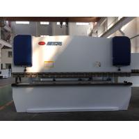 CE And CQC Metal Hydraulic Sheet Bending Machine 125 Ton 2500mm /3200mm/4000mm