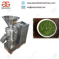 Quality Industrial High Quality Small Stone Chutney Grinder Making Machine/Peanut Butter Machine/Almond Grinding Machine for sale