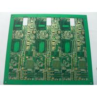 China Quick Turn High Density Multilayer Prototype PCB Boards FR4 Immersion Gold on sale