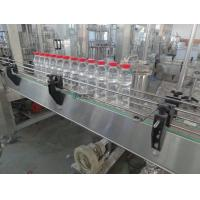 Quality Plastic Bottle Mineral Water Filling Equipment For Liquid Beverage for sale