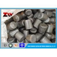 Quality High chrome casting grinding cylpebs Dia-10mm*10mm 12mm*12mm for sale