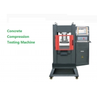 Quality Digital Touch Screen 60kN / S Concrete Compression Testing Machine for sale