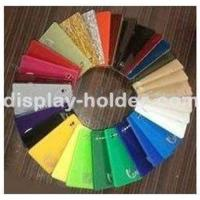 Quality Plastic Plexiglass Acrylic Sheet Custom Color for sale