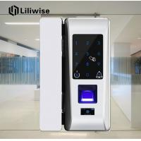 Quality Keyless Electric Glass Door Lock With Touch Keypad Big Data Capacity for sale