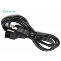 Buy Low Voltage Custom Power Cables , 3 Prong Plug Battery Cable Assembly at wholesale prices