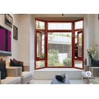 Quality Energy Efficient Aluminium Casement Windows With Tempered Glass for sale