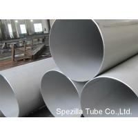 "Quality ASME SA312 NPS 1/2""-24"" Welded Stainless Steel Tube TIG Pipe Grade TP321 304 316L for sale"