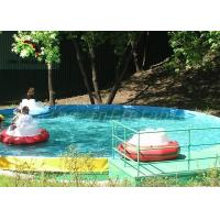 Quality Double Seats Children Inflatable Water Toys PVC Blow Up Custom Auto Electric Drive Inflatable Boat for sale