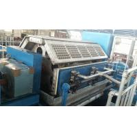 Quality Paper Pulp Moulding Machine , Paper Tray Making Machine With Germany Valves for sale