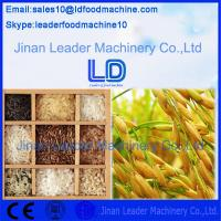 Quality Automatic Artificial Nutritional Rice Making Machine for sale