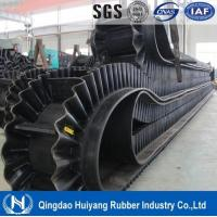 Buy cheap 500 Cleat Height Corrugated Sidewall Rubber Conveyor Belt high tensile strength long-life use from Wholesalers