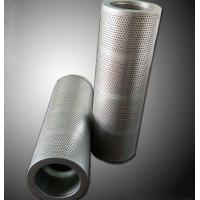 Quality ISO Standard 1 Micron Water Filter Cartridge / Pall Filter Element Stainless Steel for sale