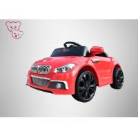 Quality Strong Power Baby Electric Car 6V Lights Different Music On The Dashboard for sale