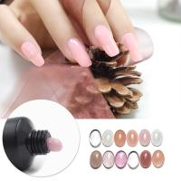 Quality Beautiful Sweet Color Poly Gel (Tube)  High quantity for  Nude Color LED/UV Gel Polish for sale