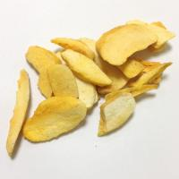 China Dried Mango Natural Organic Healthy Food Freeze Dried Fruit No Additive on sale