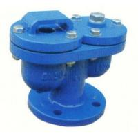 Quality Ductile Iron Water Air Release Valve Assembly Floating Ball EPDM Seal Ring for sale