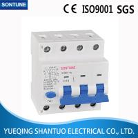 China 4 Pole Electrical Circuit Breaker STOR7-40 Din Rail Install IP20 Protection Degree on sale