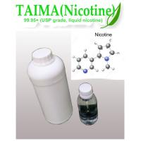 Quality 1000mg/ml pure nicotine; 1000mg/ml pure nicotine; 1000mg/ml pure nicotine - Xian Taima pure nicotine welcome your inquir for sale
