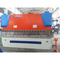 Quality 110 Ton Sheet CNC Hydraulic Press Brake Steel Plate Bending 4m Long Worktable for sale
