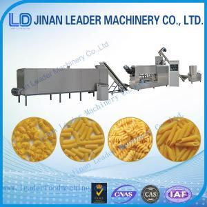 Quality italian pasta machine industry equipment pasta maker machine for sale