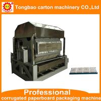 Quality automatic egg tray machine industrial tray machine for sale