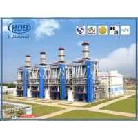 Quality Alloy Painted HRSG Heat Recovery Steam Generator , Heat Recovery Steam Boiler for sale