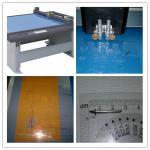 Quality BEF kiss cut whole cut sample maker cutting machine for sale