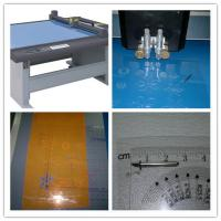 Buy cheap BEF kiss cut whole cut sample maker cutting machine from wholesalers