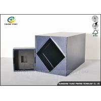 Quality Delicate Design Rectangle Gift Boxes , Plain Paper Candy Box OEM Accepted for sale