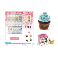 Quality Winnsen High Tech Food Vending Machine , Automatic Cupcake Vending Machine for sale