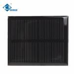 Quality 2V 0.25W solar photovoltaic panels for mini solar panel charger ZW-4741 Epoxy Solar Panel for solar garden lights for sale