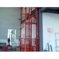 Quality 0.4 - 4 Ton Fixed Guide Rail Lift with 1.5 - 18 m Lifting Height for sale