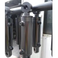 Quality Hydraulic Piston Cylinders For Waste Refuse Trucks 4500PSI Maximum Stroke for sale