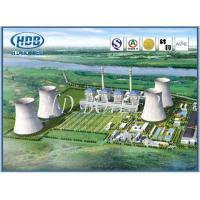Quality Eco - Friendly Horizontal Circulating Fluidized Bed Combustion Boiler Easy Operation for sale