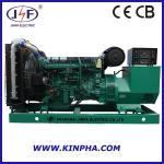 Quality 60 Hz Volvo Diesel Generator Set 92kW~605kW for sale