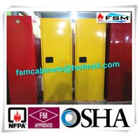 Buy Fireproof Industrial Safety Cabinets , Chemical Storage Cupboards For  Flammables At Wholesale Prices ...