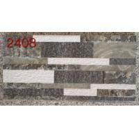 China Outdoor 200 X 400 Wall Tiles  ,  Brick Tiles For Exterior Walls  Villa Area on sale