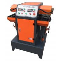 Quality MT2015 Double head wood pattern embossing machine for sale