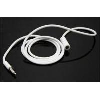 Quality 3.5 mm Male to Female Stereo Audio Extension Cable for iPhone 4 M43 for sale