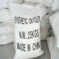 Quality Na3AlF6, 209.94 molecular weight Cryolite for enamel, Fluorides for sale