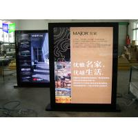 Quality Standalone Picture Frame Big Light Box , Freestanding Lightbox Illuminated for sale