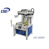 Quality One Color Electric Digital Flatbed Printing Machinery For Plastic Panel for sale