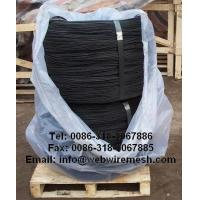 Quality Black Annealed Binding Wire,18gauge ,Construction & Decoration»Wire Mesh»Metal Wire,Rebar Tie Wire, Loop Tie, Black Wire for sale