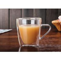 Espresso 260ml Double Wall Espresso Cups Insulated Freezer Safe Messina Collection