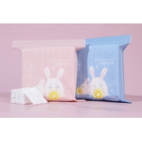 Buy cheap Cotton Pads Portable Disposable Cotton Pads Makeup Remover Pads from wholesalers
