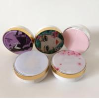 Quality Plastic Material Cushion Container Compact Makeup Packaging Air Cushion Box for sale