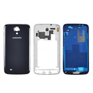 China Black , White 4.3 inch Mobile Phone Housing , Samsung Galaxy Mega 6.3 I9200 Full Housing on sale